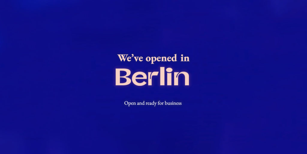 PCN has opened a new office in Berlin!