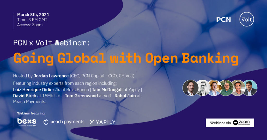 Going Global with Open Banking (Webinar)